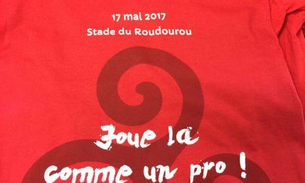 Tee shirt Imprimé en Sérigraphie pour l'EAG