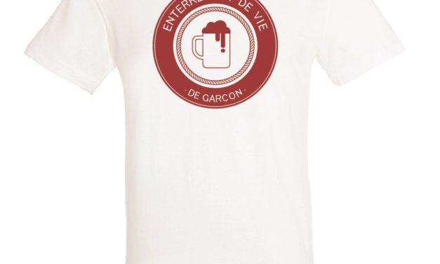 Tee shirt Personnalisé pour EVG ou EVJF