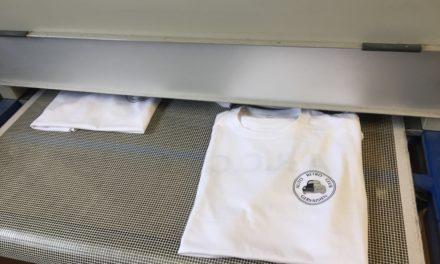 Tee shirt Imprimé pour l'Auto Retro Club Gervaisien
