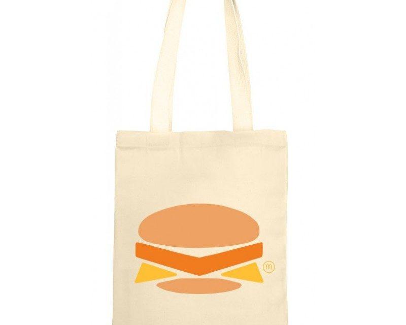 Tote Bag personnalisé pour le Store Mac Donalds