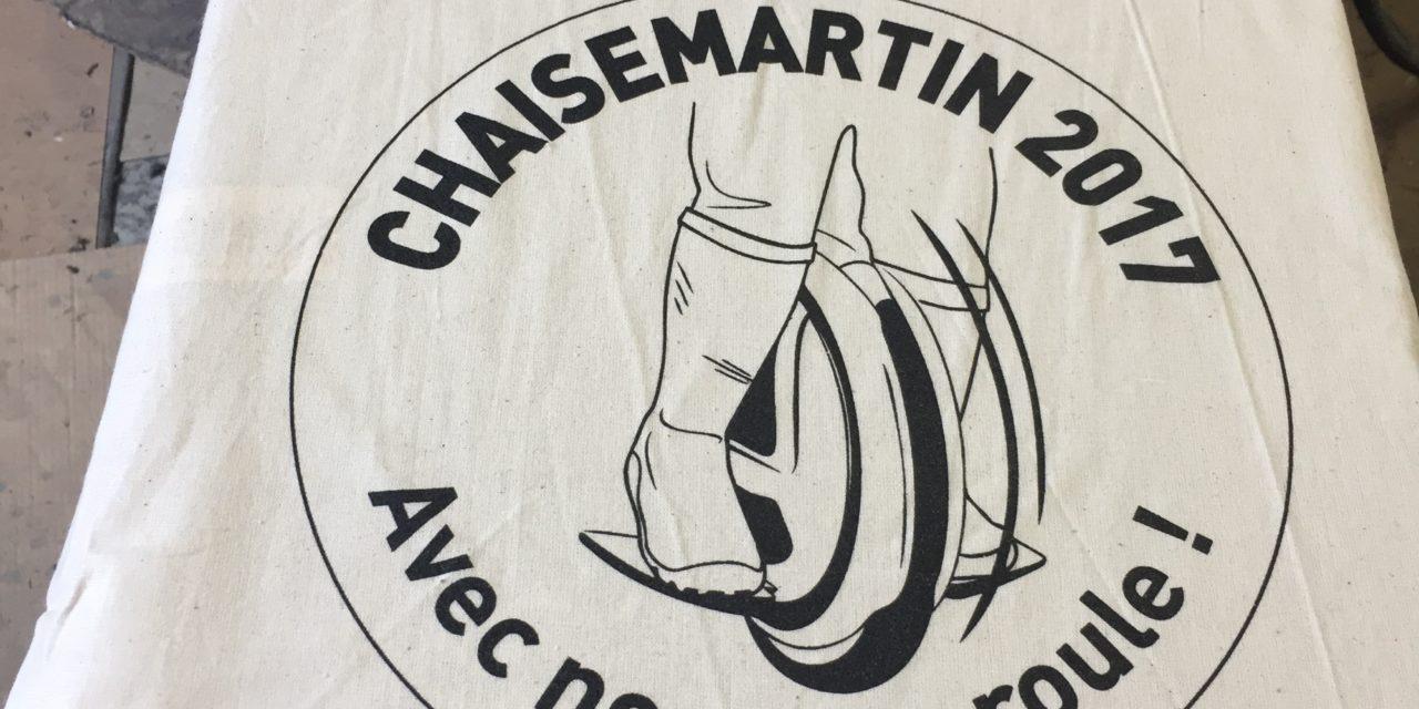Tote Bag Personnalisé pour la Campagne Chaisemartin2017
