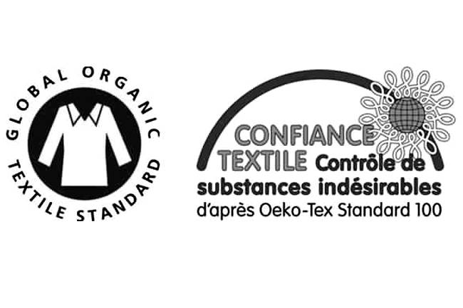 Nos Encres de Sérigraphie Rutland certifiées «Oeko Tex» (Label Bio)
