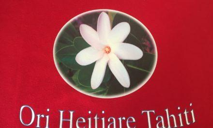 Flocage de Tee shirts pour l'école de Danse «Ori Heitiaire Tahiti»