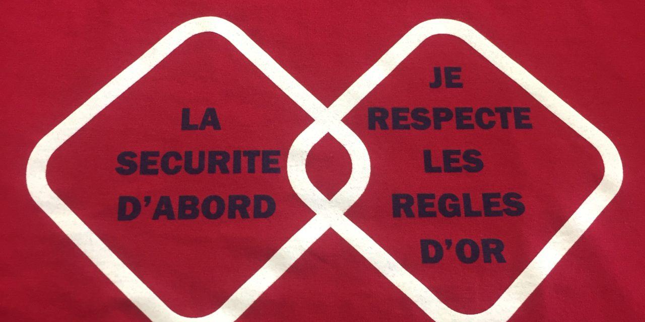 Sérigraphie sur Tee shirt pour l'Entreprise Leroux et Lotz