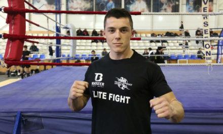 Tee shirts floqués pour le Gala de l'Elite Fight à St Brieuc