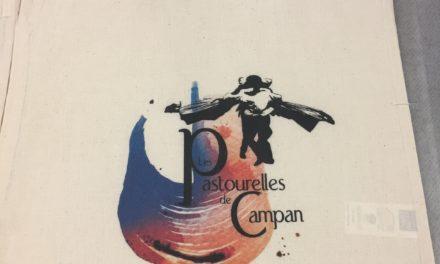Tote Bag Personnalisé pour Les Pastourelles de Campan – Imprimé en Numérique DTG