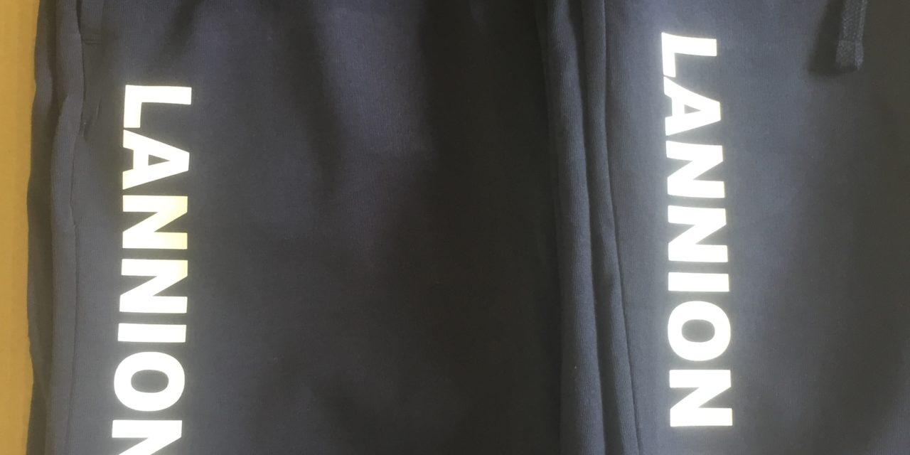 Flocage sur Short pour le Lannion Canoé Kayak