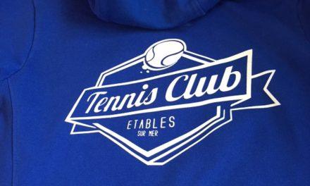 Sweat Personnalisé pour le Tennis Club Étables sur Mer