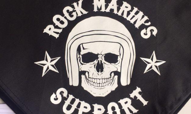 Bandana Personnalisé pour le Festival Rock Marin