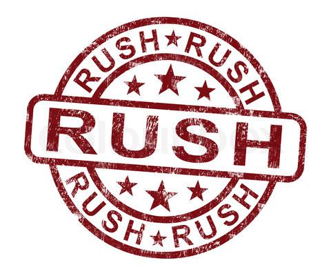 Textiles Personnalisés Livrés en Délai Rush !
