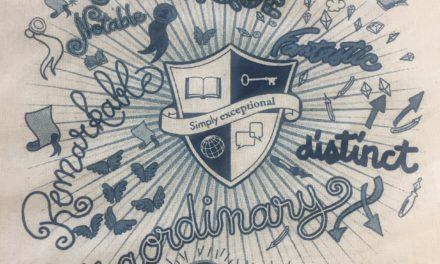 Tote Bag Personnalisé en Sérigraphie pour L'école BISP