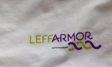 Tee shirt Sérigraphié pour Leff Communauté