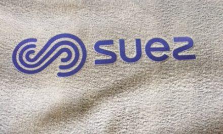Flocage sur Polaire pour Suez