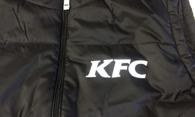 Bodywarmer Personnalisé pour KFC