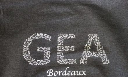 Sweat Personnalisé pour la Promo GEA Bordeaux