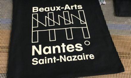 Tote Bag Bio Personnalisé pour l'école des Beaux-Arts de Nantes