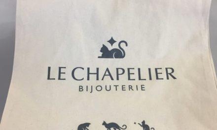 Tote Bag Publicitaire pour une Bijouterie de Saint Brieuc