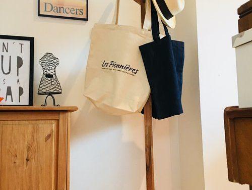 Tote Bag Les Pionnières x Standard Sérigraphie